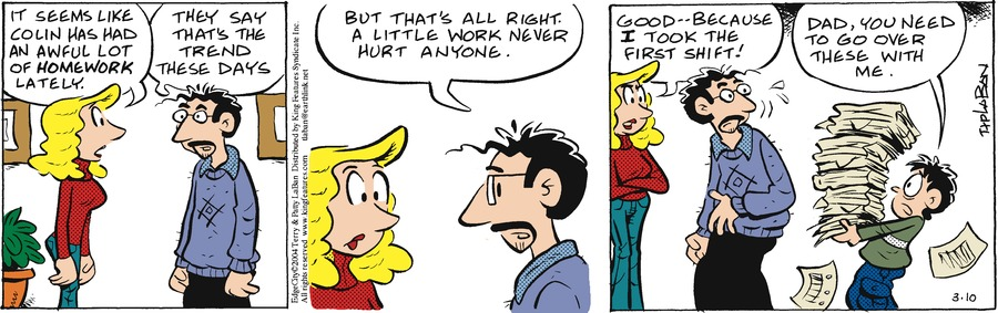 Edge City by Terry and Patty LaBan for March 10, 2019