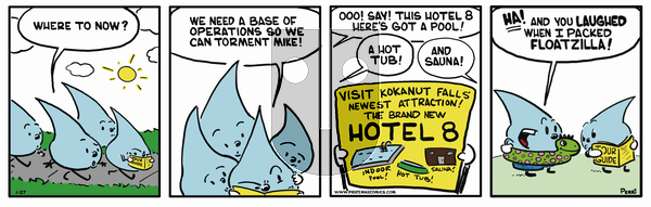 Pirate Mike on November 20, 2018 Comic Strip