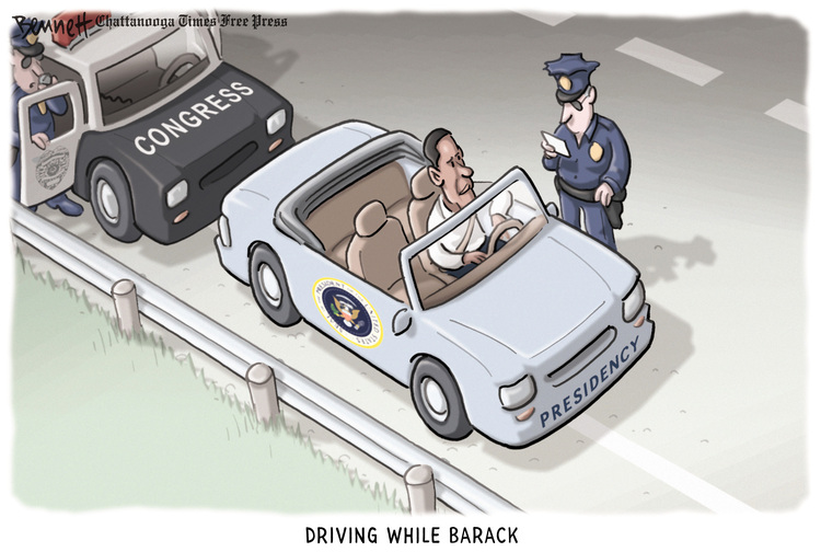 Clay Bennett Comic Strip for May 28, 2013