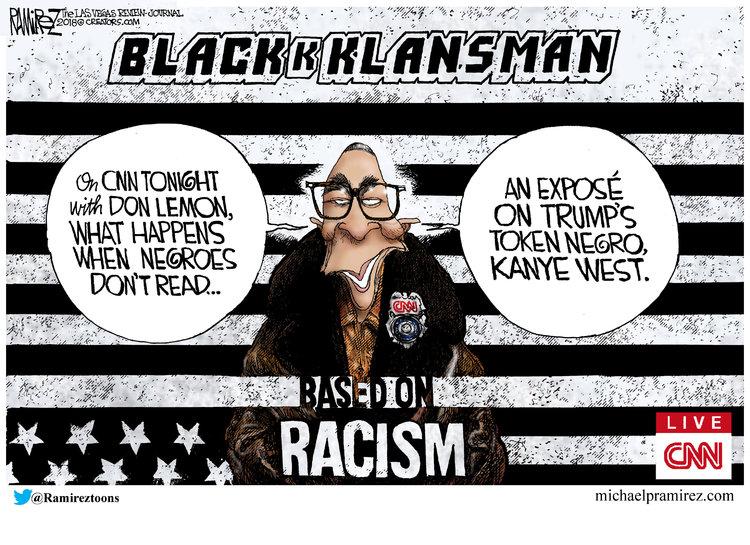 Michael Ramirez Comic Strip for October 14, 2018