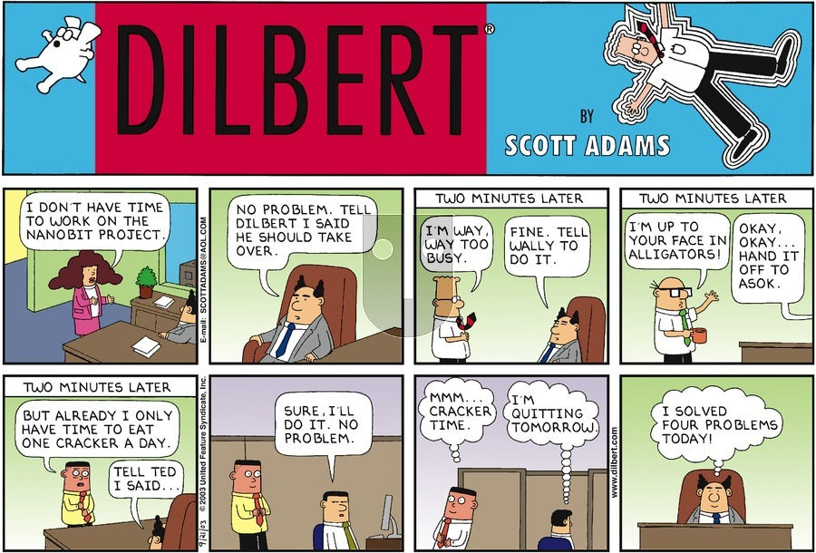 Purchase Comic Strip for 2003-09-21
