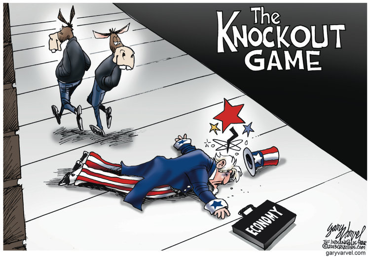 The Knockout Game