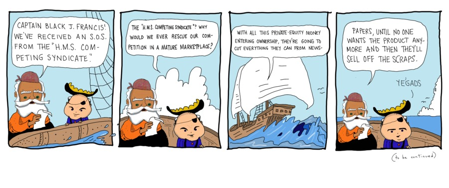 Ask a Portly Syndicate Person Comic Strip for December 29, 2019