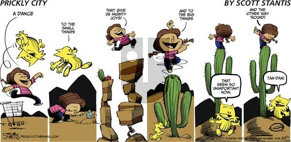 Prickly City - Sunday June 7, 2020 Comic Strip