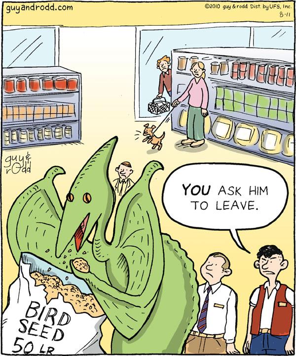 Brevity for Aug 11, 2010 Comic Strip