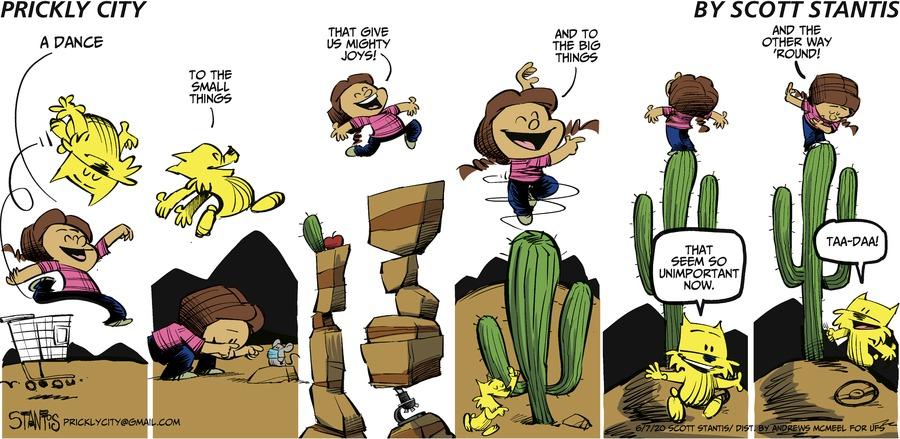 Prickly City Comic Strip for June 07, 2020