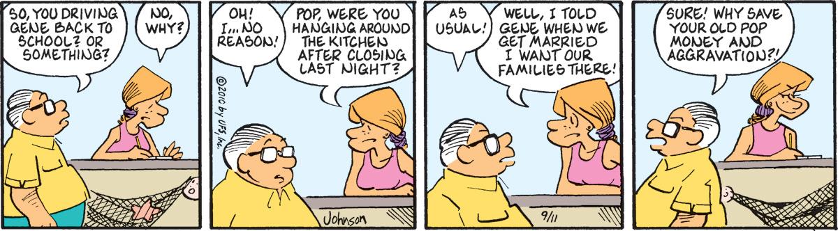 Arlo and Janis for Sep 11, 2010 Comic Strip