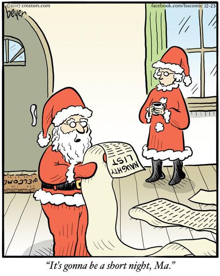 Long Story Short Comic Strip for January 03, 2020