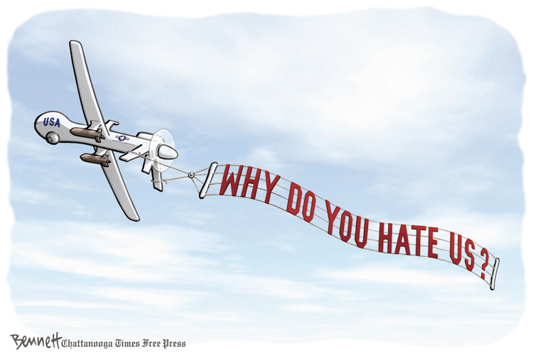 Clay Bennett for Apr 25, 2013 Comic Strip
