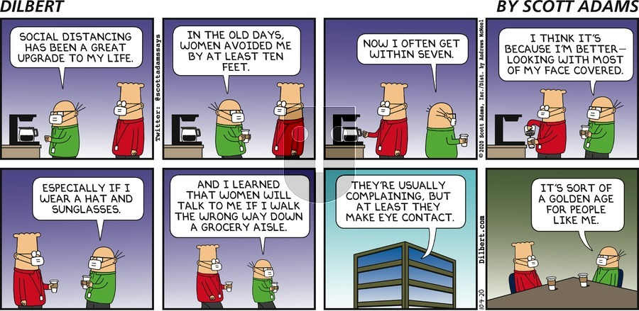Purchase Comic Strip for 2020-10-04