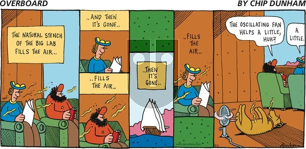 Overboard on Sunday September 2, 2018 Comic Strip