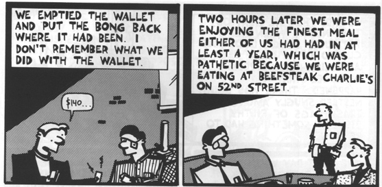 The Worst Thing I've Ever Done for Jan 13, 2014 Comic Strip
