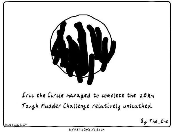 Eric the Circle for Mar 14, 2013 Comic Strip