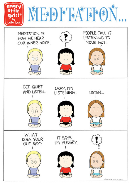 Angry Little Girls Comic Strip for July 19, 2021