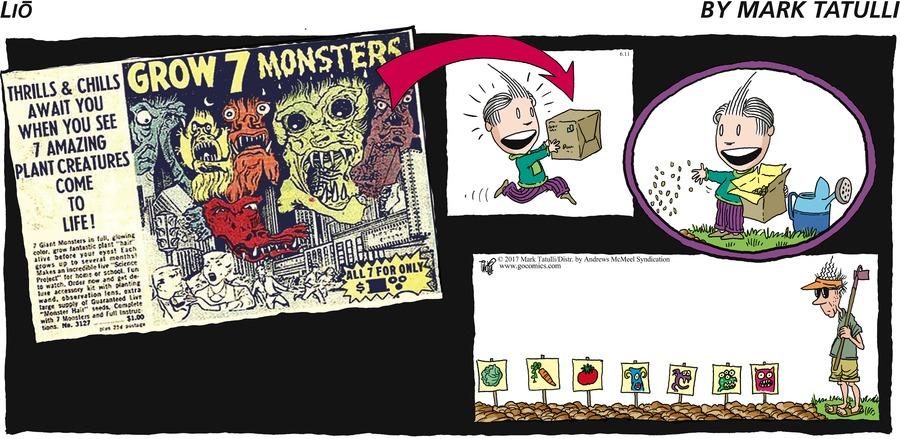 Lio for Jun 11, 2017 Comic Strip