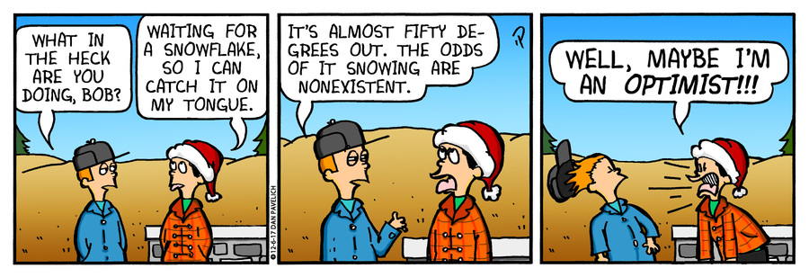 Just Say Uncle Comic Strip for December 13, 2018