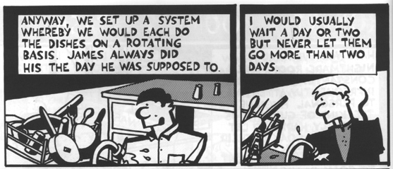 The Worst Thing I've Ever Done for Jan 3, 2014 Comic Strip