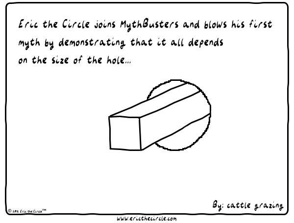 Eric the Circle for Jun 16, 2013 Comic Strip