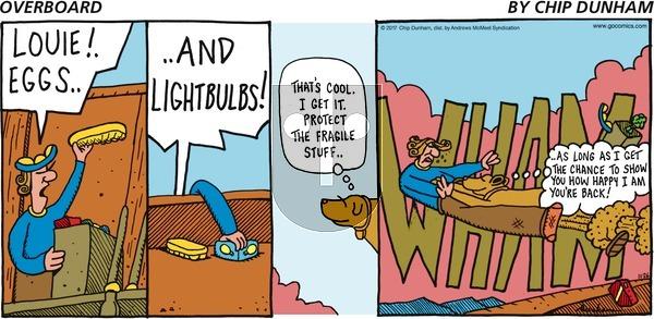 Overboard on Sunday November 26, 2017 Comic Strip