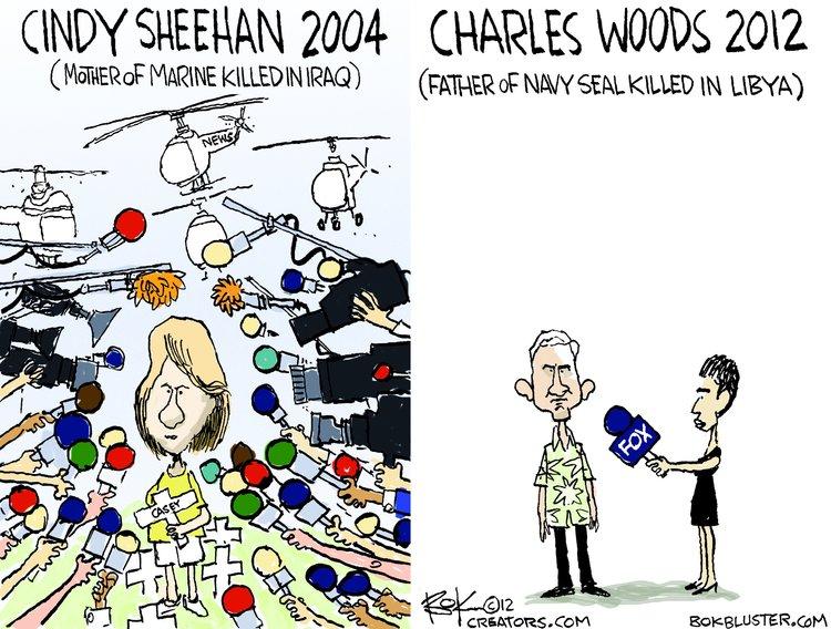 Chip Bok for Nov 1, 2012 Comic Strip