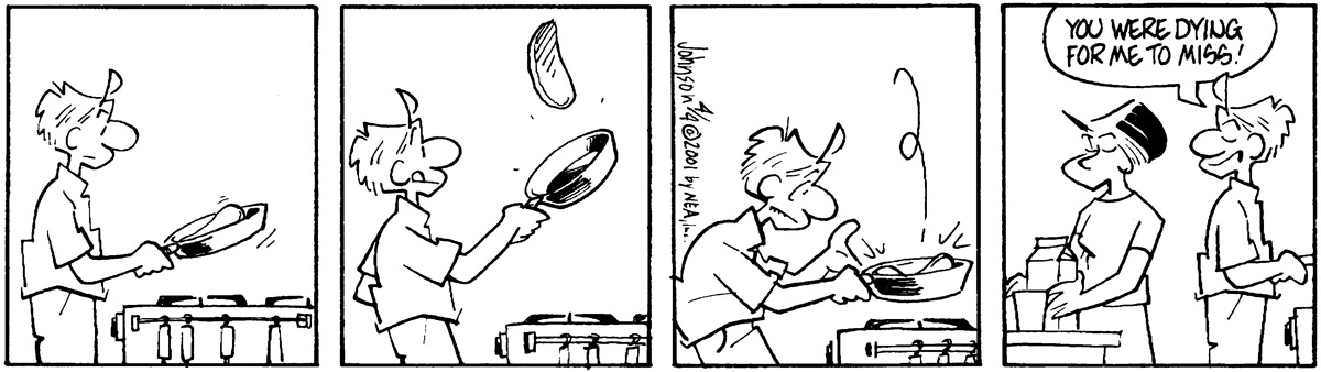 Arlo and Janis for Apr 4, 2001 Comic Strip