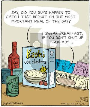 Brevity on Wednesday October 10, 2007 Comic Strip