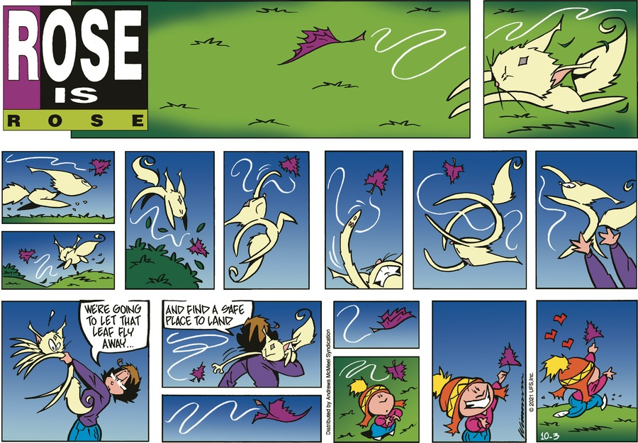 Rose is Rose by Don Wimmer and Pat Brady on Sun, 03 Oct 2021