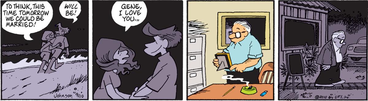 Arlo and Janis for Sep 10, 2010 Comic Strip