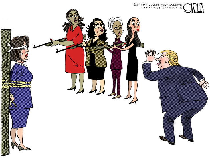 Steve Kelley Comic Strip for July 18, 2019