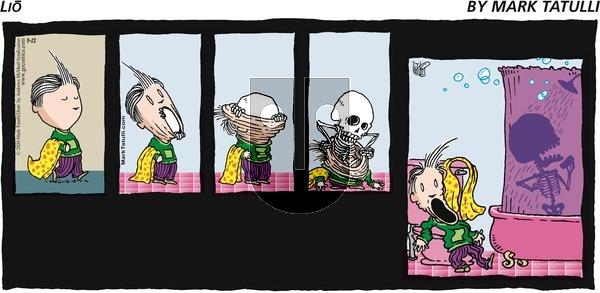 Lio - Sunday March 22, 2020 Comic Strip