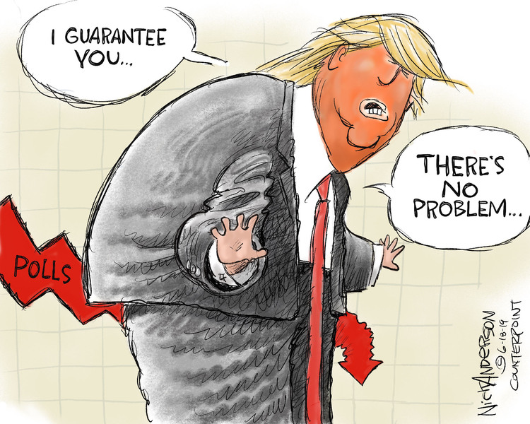 Nick Anderson Comic Strip for June 19, 2019