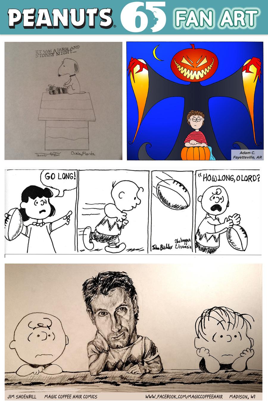 GoComics Fan Art by The Fans!