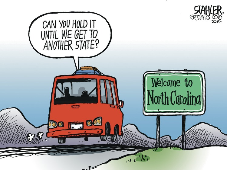 Jeff Stahler Comic Strip for May 15, 2016