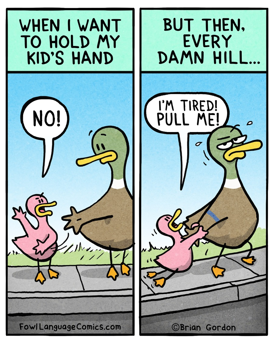 Fowl Language Comic Strip for April 15, 2018