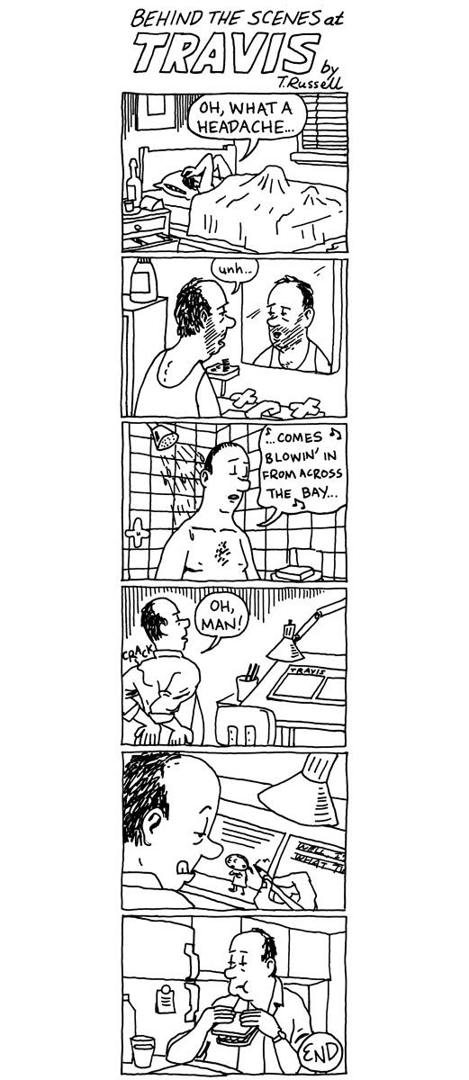 Super-Fun-Pak Comix Comic Strip for February 28, 2021