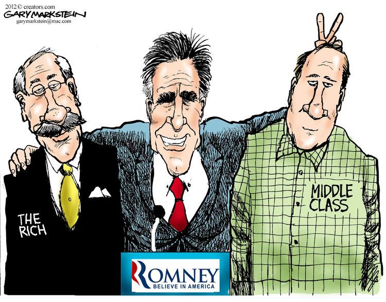 Gary Markstein for Nov 1, 2012 Comic Strip