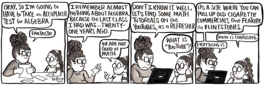 Amanda the Great Comic Strip for April 09, 2017