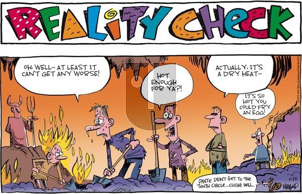 Reality Check on Sunday November 22, 2015 Comic Strip