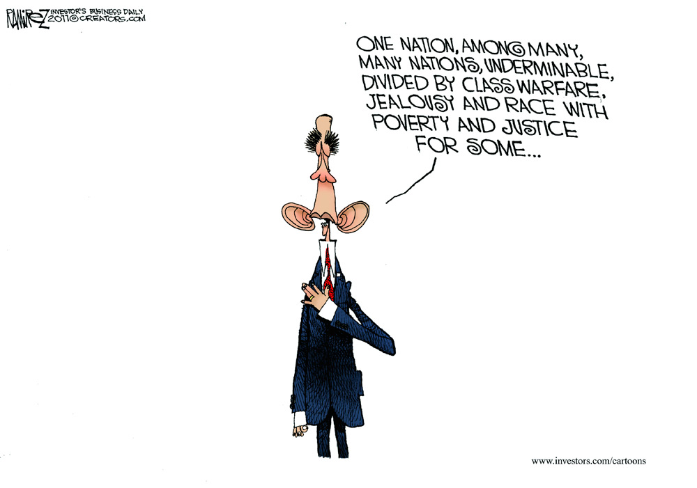 Michael Ramirez Comic Strip for September 27, 2011