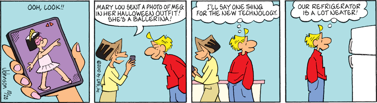 Arlo and Janis for Oct 28, 2010 Comic Strip