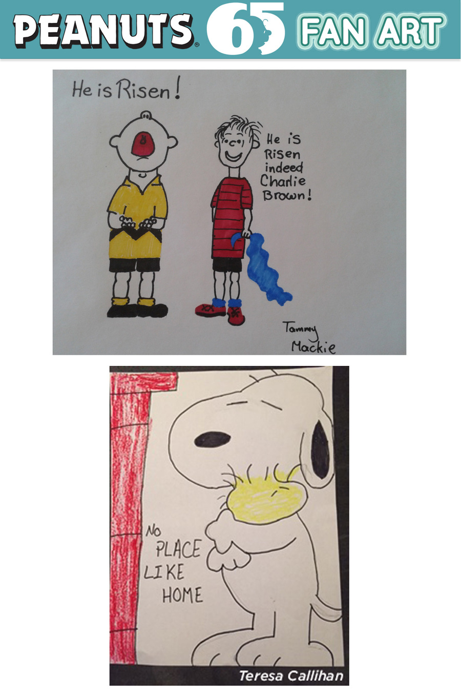 GoComics Fan Art by The Fans! for Oct 29, 2015