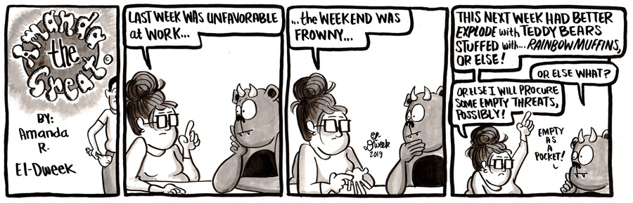 Amanda the Great Comic Strip for March 24, 2019