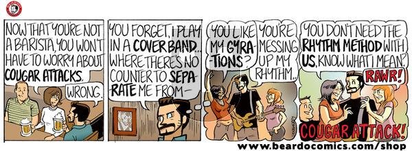 Beardo - Thursday November 21, 2019 Comic Strip
