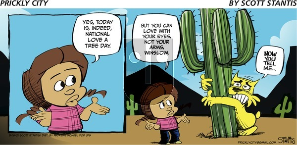 Prickly City on Sunday May 16, 2021 Comic Strip