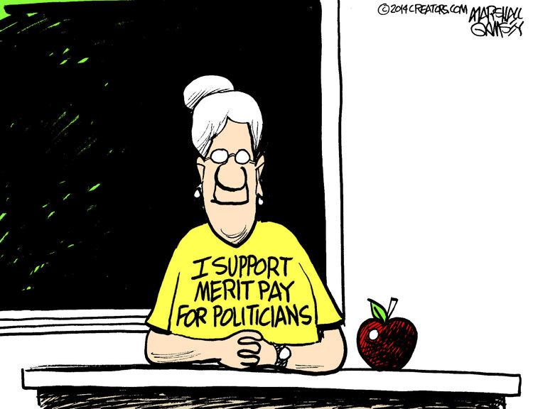 Marshall Ramsey Comic Strip for January 07, 2014