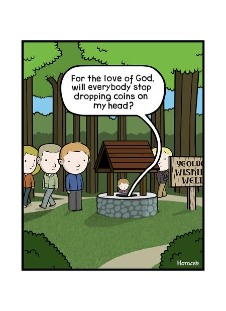 Foolish Mortals for Mar 25, 2013 Comic Strip
