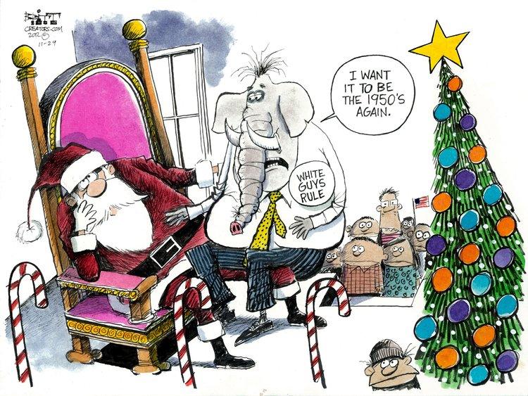 Chris Britt for Nov 29, 2012 Comic Strip