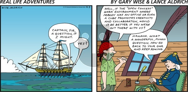 Real Life Adventures on Sunday April 3, 2016 Comic Strip