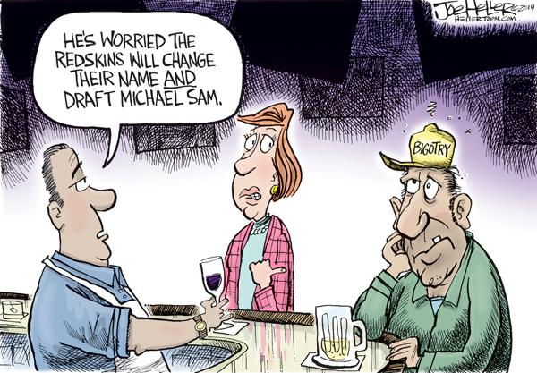 Joe Heller Comic Strip for February 11, 2013