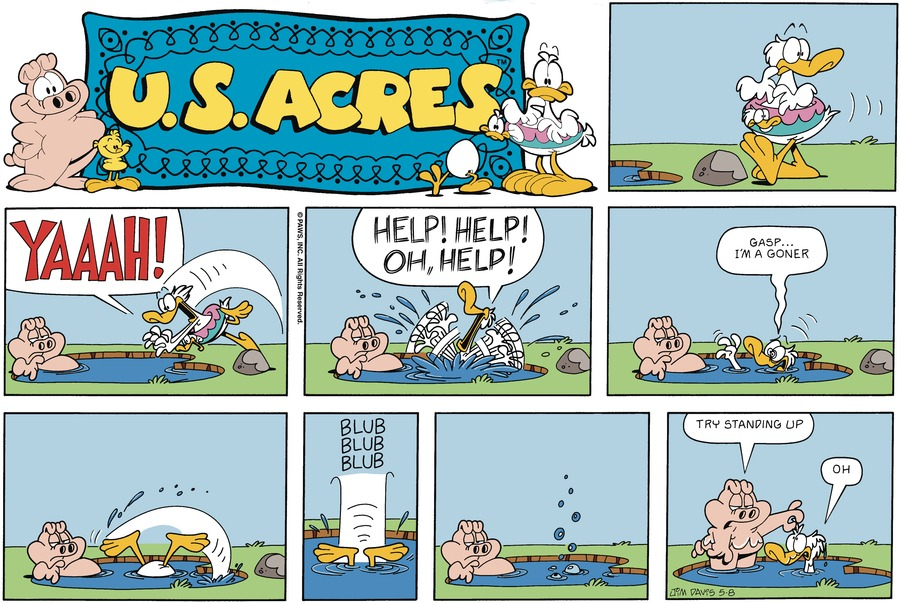 U.S. Acres for May 5, 2013 Comic Strip
